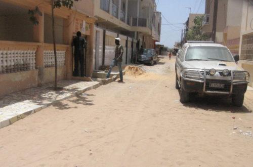 Article : Des souvenirs prospectifs de Dakar